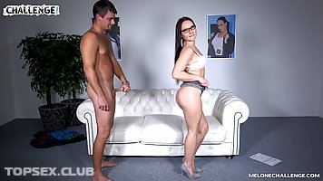 Wendy Moon is a smoking hot brunette, who likes to get fucked in front of the camera
